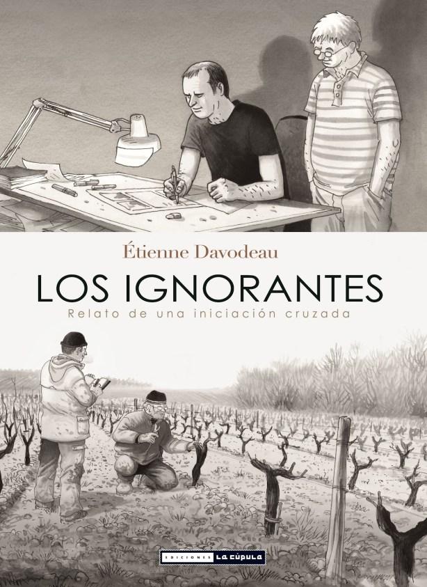 Los ignorantes de Étienne Davodeau