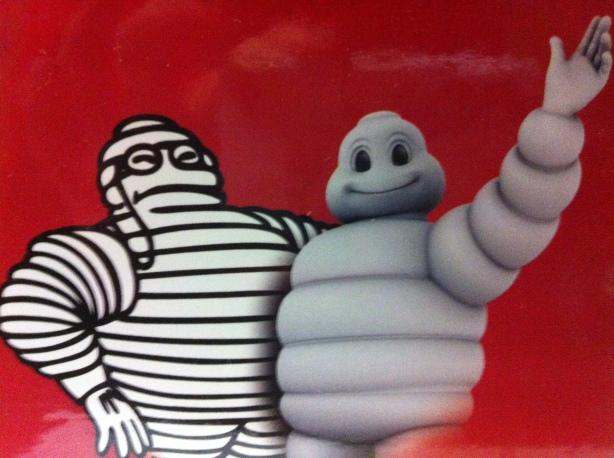 Imagen de la guía Michelin