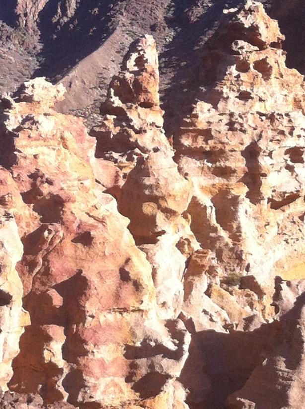 El capricho del Teide