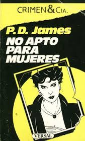 No apto para mujeres PD James