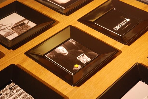enCrudo en la exposición Diseño y Gastronomía en Vitra