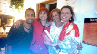 Noche de los libros Yanet Acosta Noches sin sexo