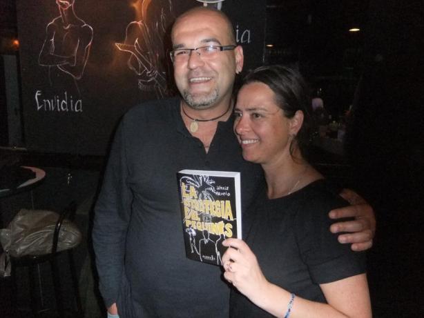 Alexis Ravelo, Dashiell Hammett 2013