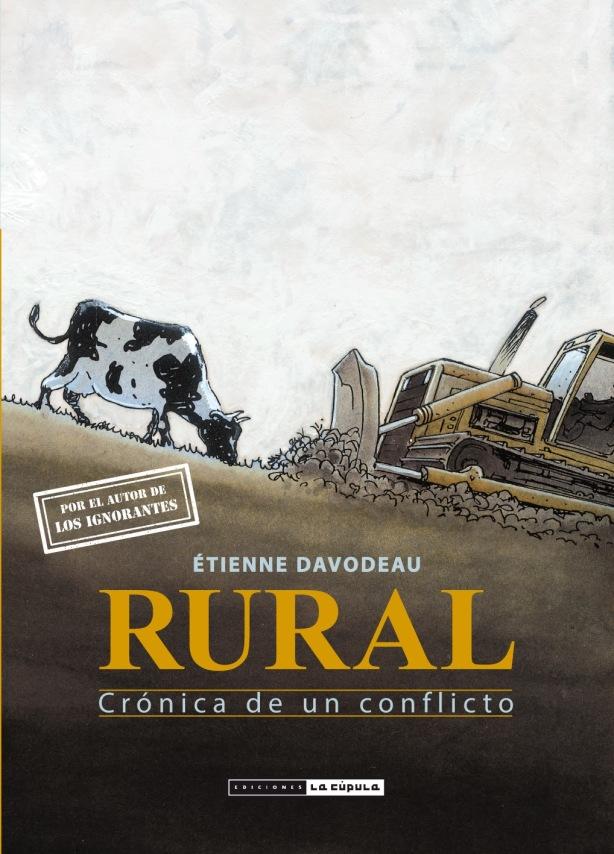 Etienne Davodeau - Rural -  Cubierta