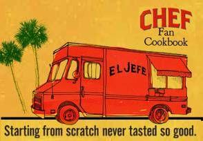 Receta del sándwich cubano de la película #Chef