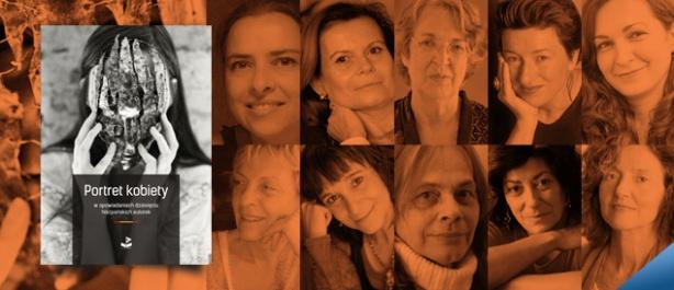 Antología polaca de cuentos escritos por autoras españolas Portret Kobiety