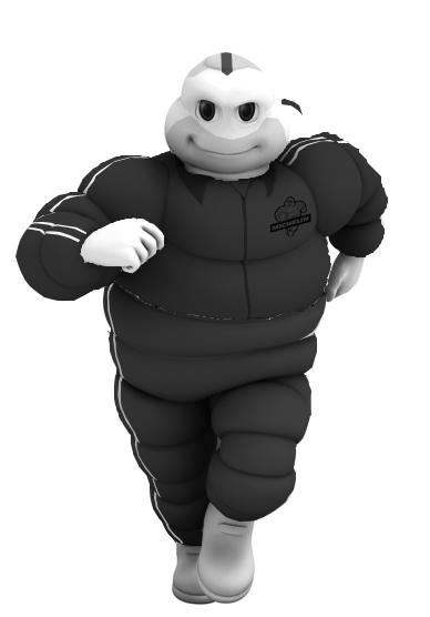 La guía Michelin con chándal y cresta. El chef ha muerto.