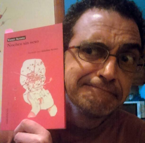 Antonio Conejo, actor y contador de cuentos presentará Noches sin sexo el jueves 30 de abril en la Feria del Libro de Santa Cruz de Tenerife