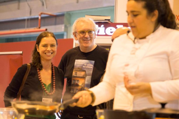Nos cocinan. Foto: Jorge Gutiérrez Narro
