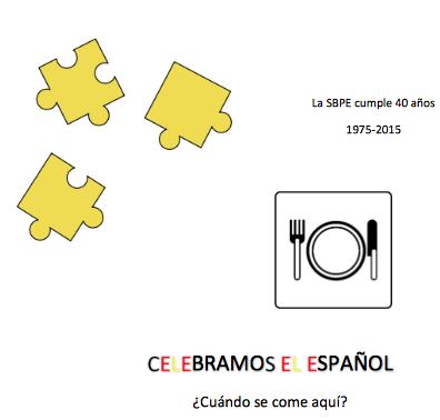 Yanet Acosta en el 40 aniversario de SBPE en Bruselas. Literatura y gastronomía