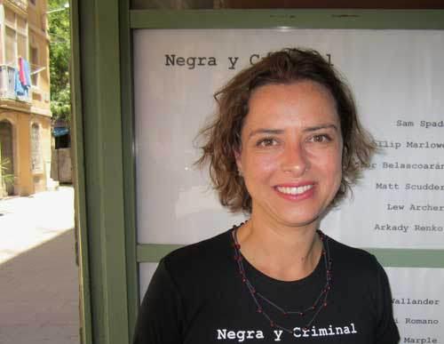 Yanet Acosta. Escritora Negra y Criminal. 2011.