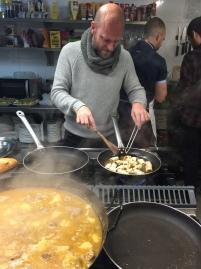 Pamplona Negra. El chef ha muerto